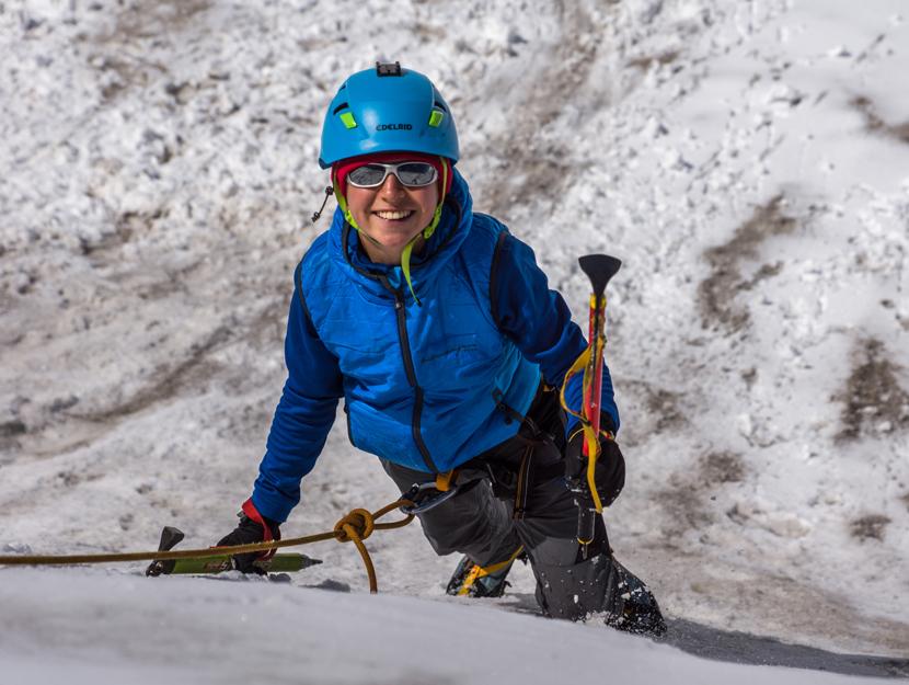 Kletterausrüstung Ausleihen Innsbruck : Hochtouren: gletscher & grate berghotel rudolfshütte 2.315 m