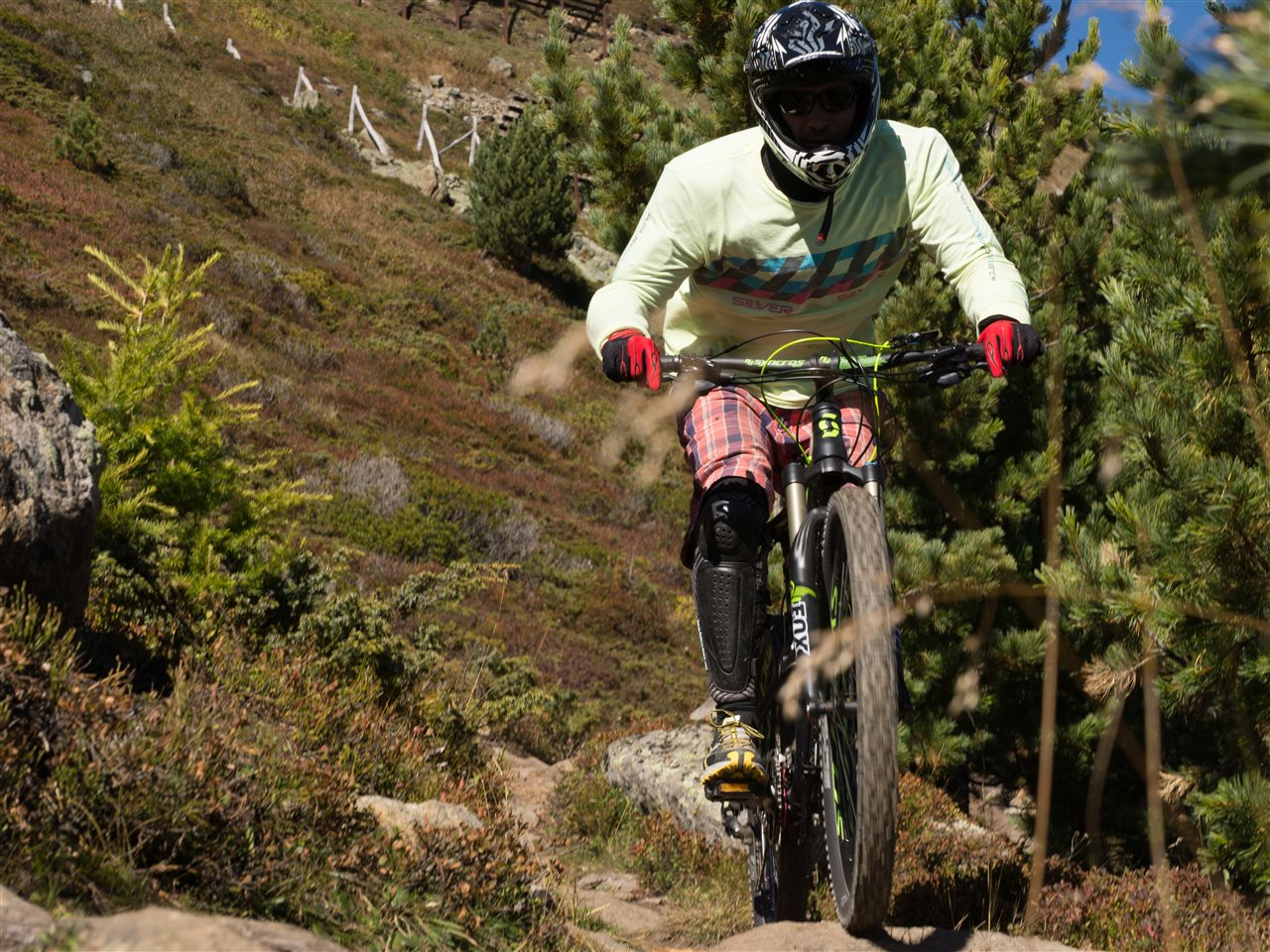 Bild zu 21-0108-01: Update Mountainbike Enduro