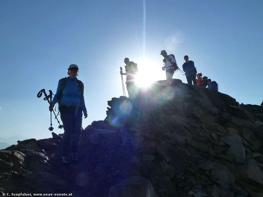 Bild zu BSE21sk02: Improvers Alpine Skills Training