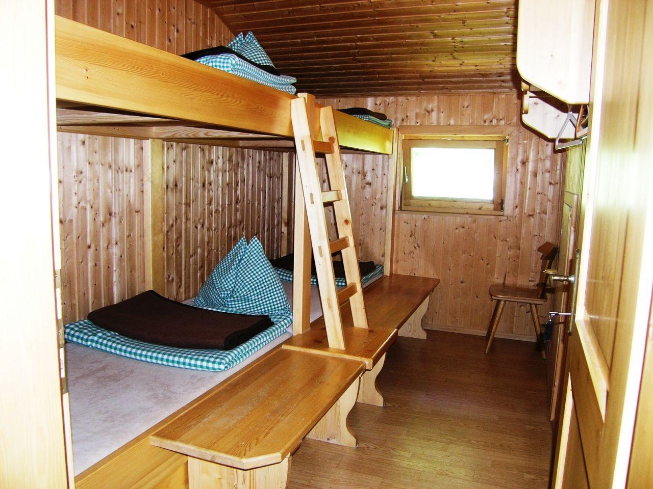 Matratzenlager hütte  Ischler Hütte Österreichischer Alpenverein