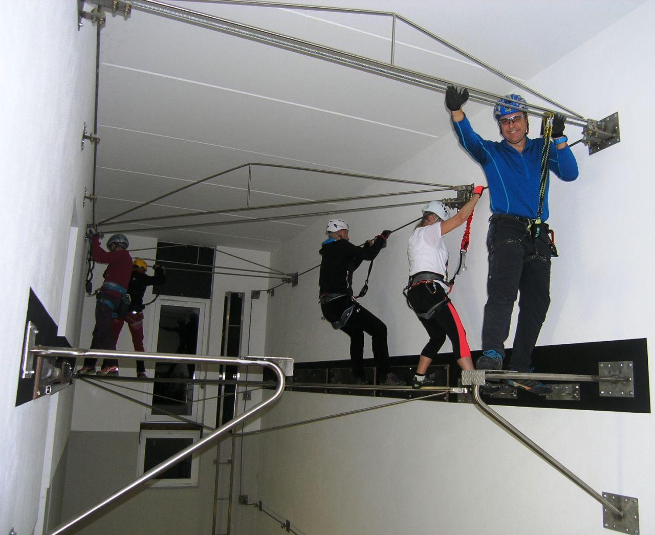 Klettersteig Bad Ischl : Berchtesgadener hochthron klettersteig d e hm h