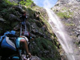 Klettersteig Oberösterreich : Klettersteige in oÖ alpenverein