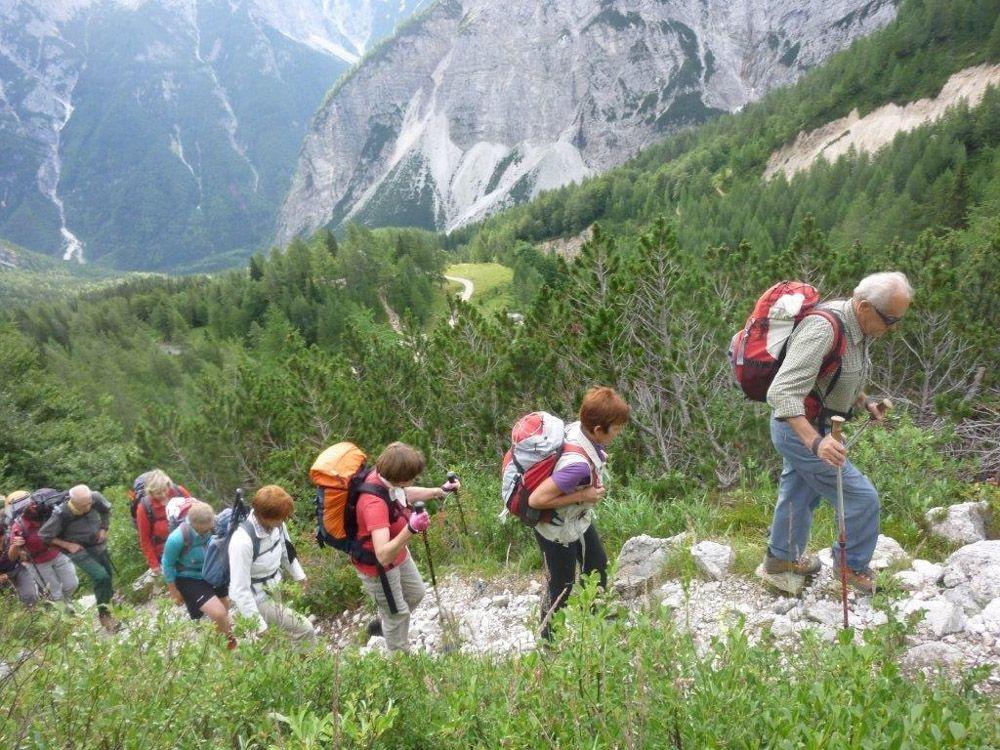Klettersteig Julische Alpen : Jalovec julische alpen u wikipedia