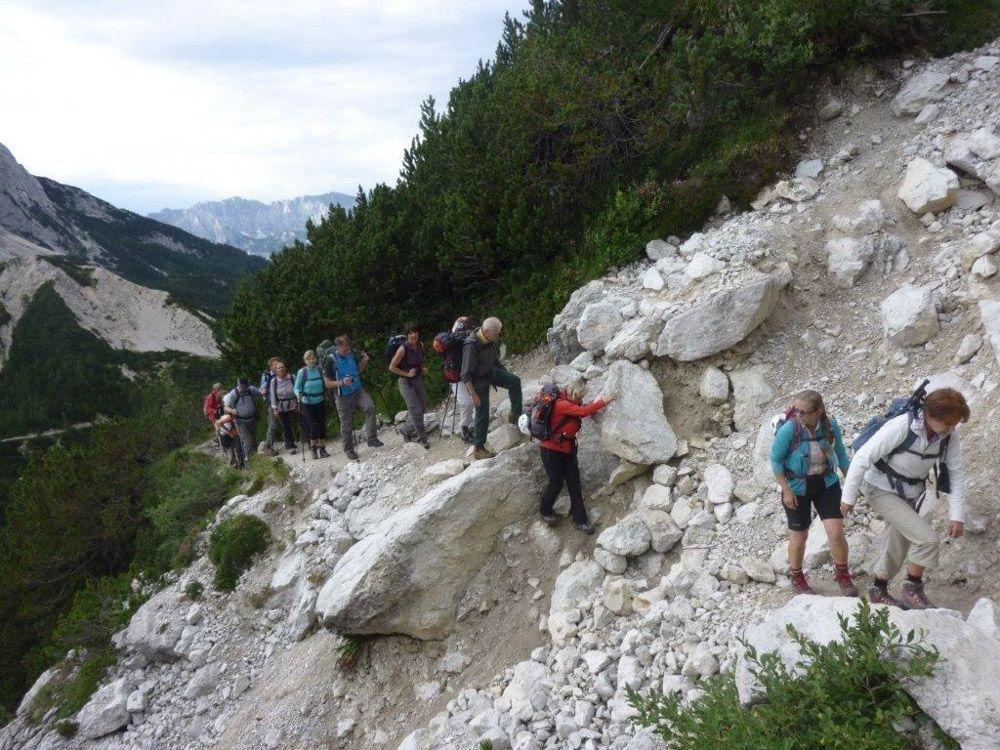Klettersteig Julische Alpen : Ferienhaus unterkofler julische alpen