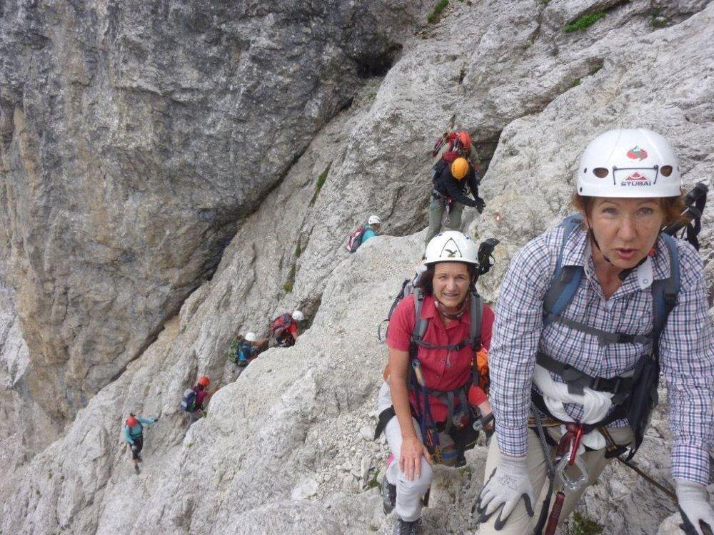 Klettersteig Julische Alpen : Triglav m julische alpen slowenien andere regionen