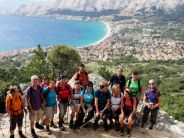 13. bis 20. September 2015 - Baska-Kroatien