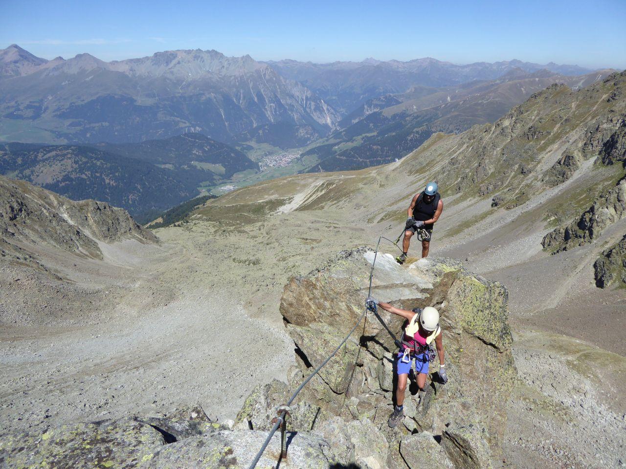 Klettersteig Nauders : Hotel hochland nauders klettern und klettersteig