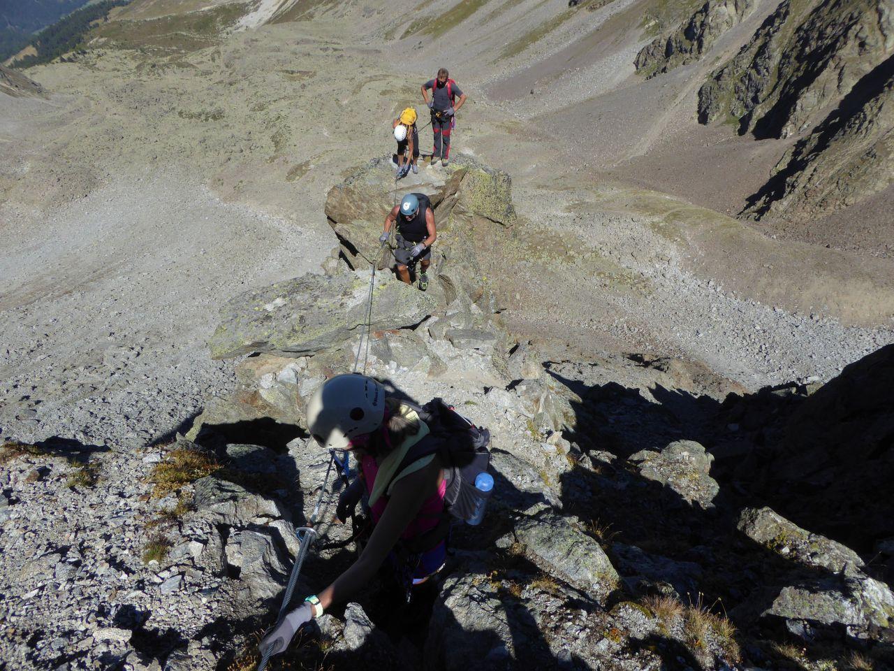 Klettersteig Nauders : Hirschfeld medien nauders