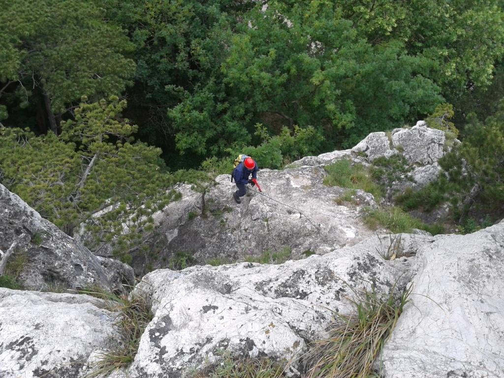 Klettersteig Mödling : Mödlinger klettersteig b c robertrosenkranz at