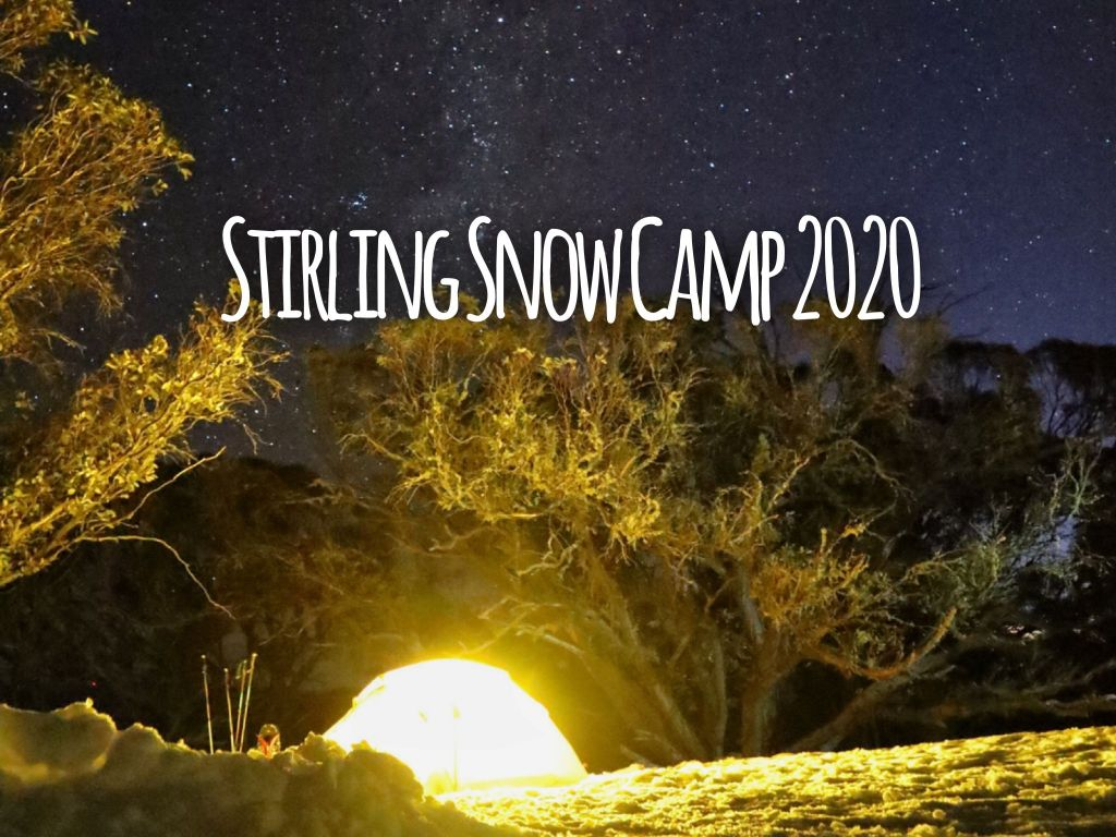 'Stirling Snow Camp 2020'