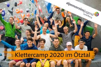 Video Klettercamp Ötztal