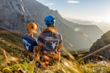 Junge Alpinisten YOUNGSTERS