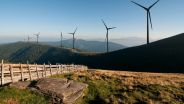 Windkraft im Bergland