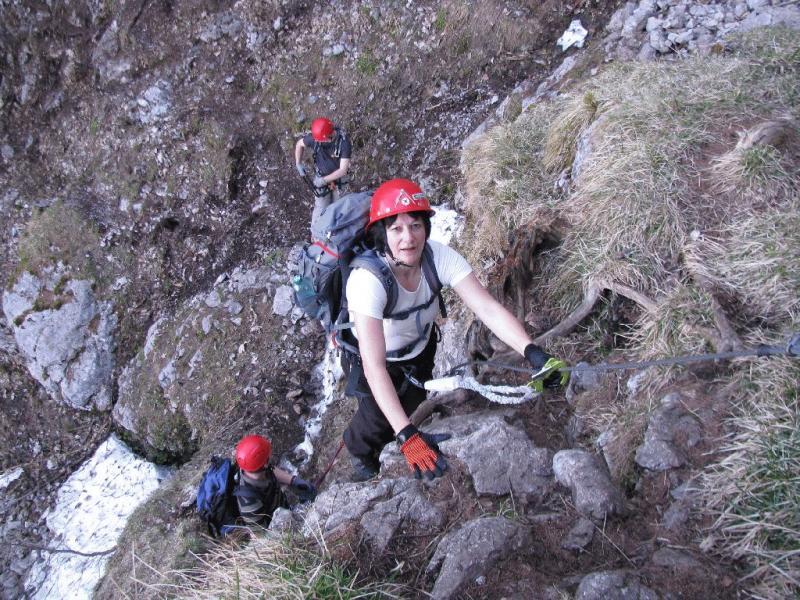 Klettersteig Hochlantsch : Hochlantsch klettersteig alpenverein