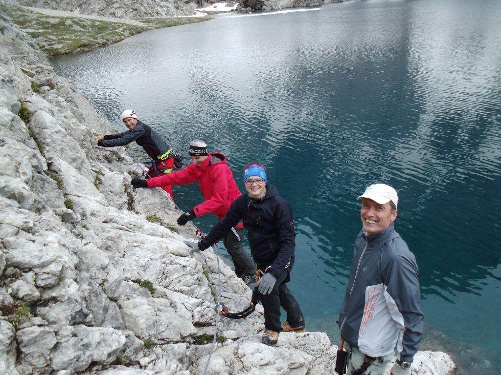 Klettersteig Lienz : Klettersteig lienzer dolomiten alpenverein