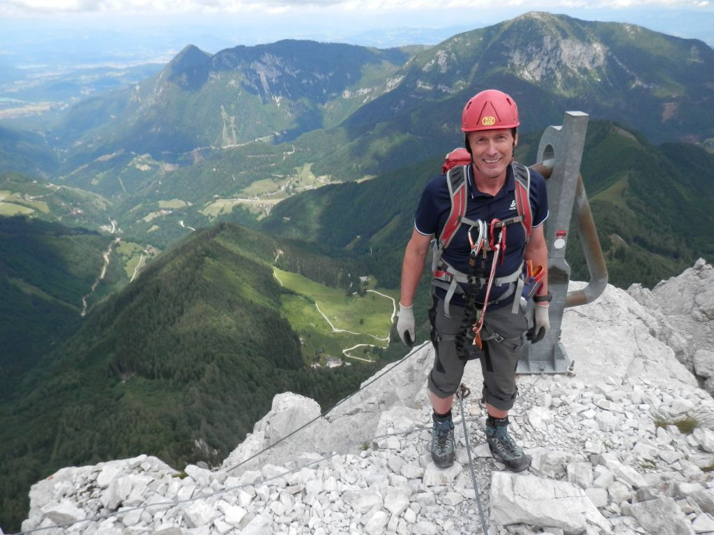 Klettersteig Lärchenturm : Klettersteig lärchenturm Österreichs wanderdörfer