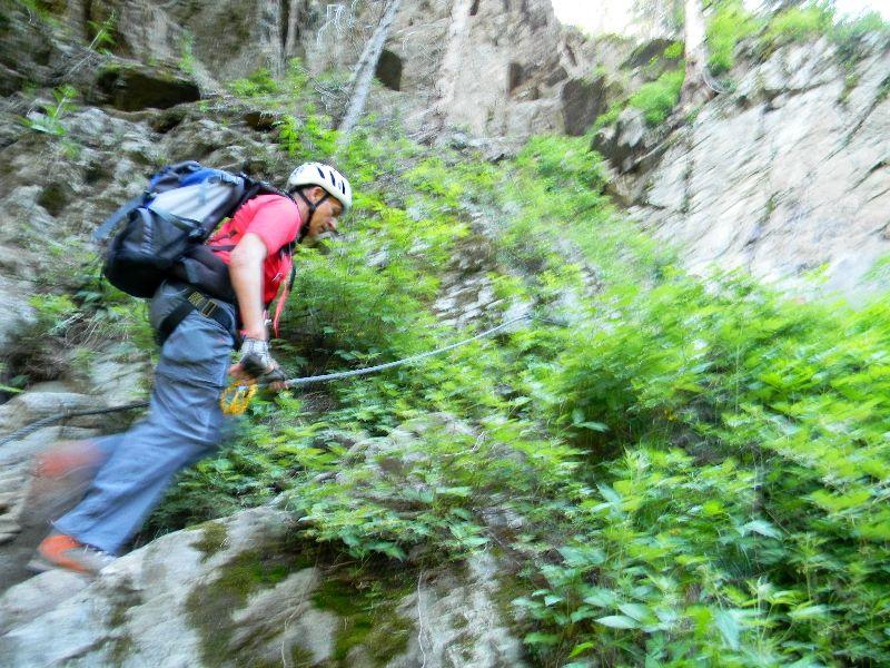 Klettersteig Stuibenfall : Klettersteig stuibenfall am samstag juni alpenverein
