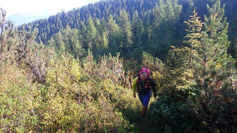 Klettersteig Gerlossteinwand : Gerlossteinwand klettersteig u news