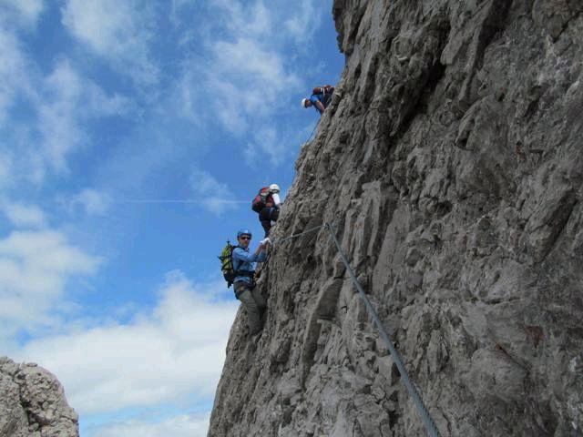 Klettersteig Piz Mitgel : Suchergebnis veranstaltunge detail alpenverein