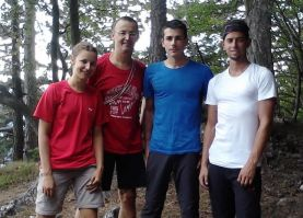 Klettersteigset Montieren : Gebirgsvereins klettersteig alpenverein