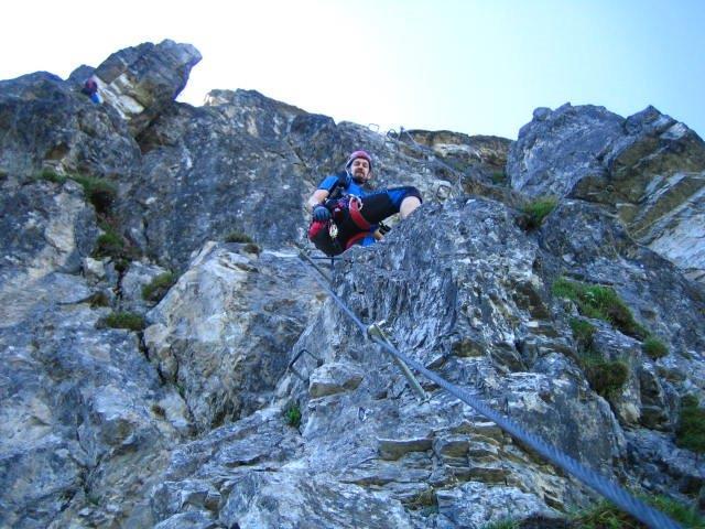 Klettersteig Gerlossteinwand : Klettersteig gerlossteinwand alpenverein