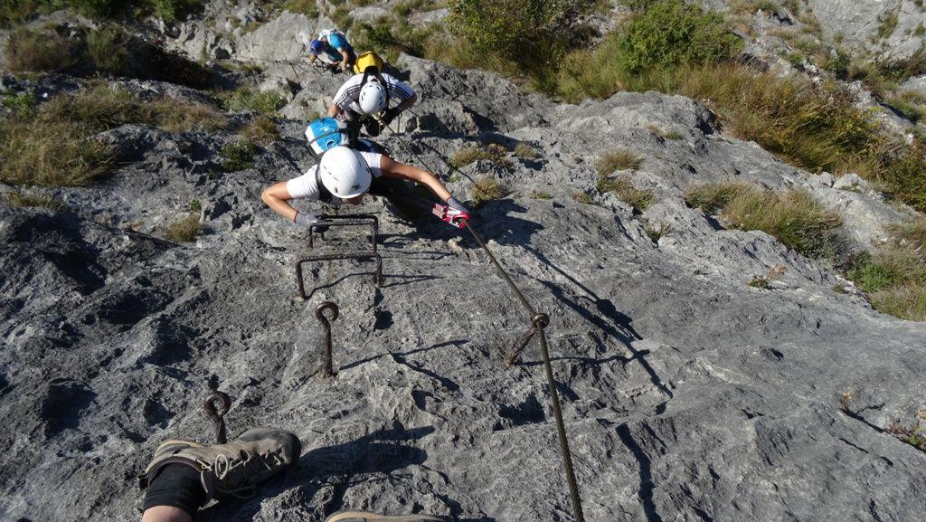 Kaiser Max Klettersteig : Kaiser max klettersteig alpenverein