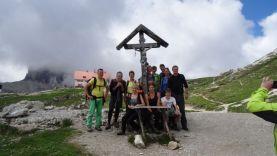 Klettersteig Paternkofel : Paternkofel klettersteig südtirol italien kletter highlight