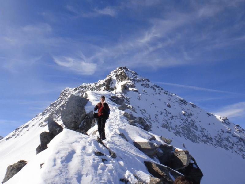 Wildkarspitze 3078m Alpenverein