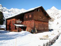 Winterraum alpenverein