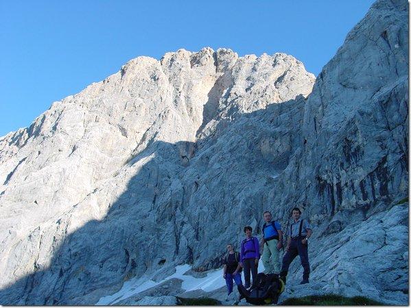 Klettersteig Johann : Klettersteig johann einstiegsüberhang youtube