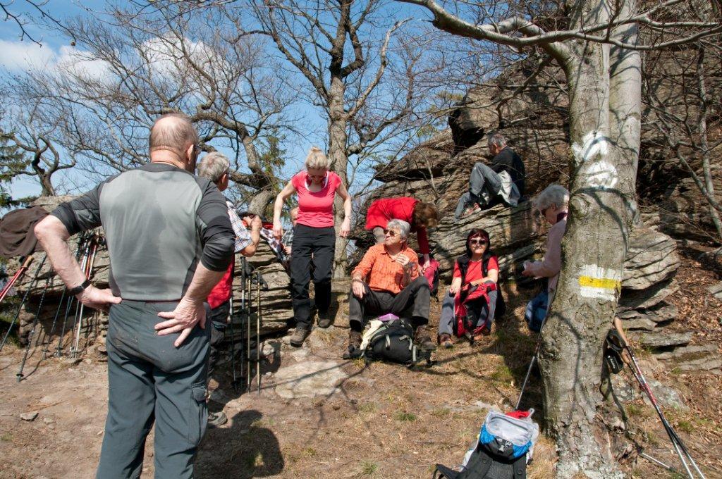 Klettersteig Wachau : Marillenblütenwanderung in der wachau alpenverein