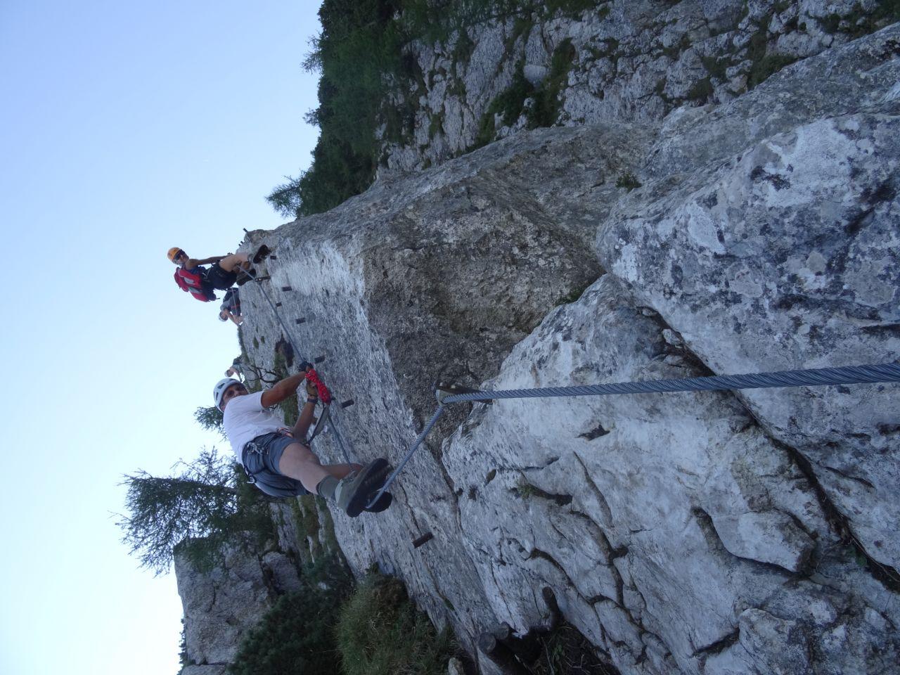 Klettersteig Wolfgangsee : Aktivitäten rund um den wolfgangsee im sommer gasthof hotel
