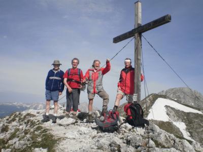 Hexensteig Klettersteig : Klettersteige im gesäuse outdooractive
