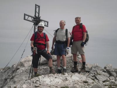 Hexensteig Klettersteig : Hexensteig