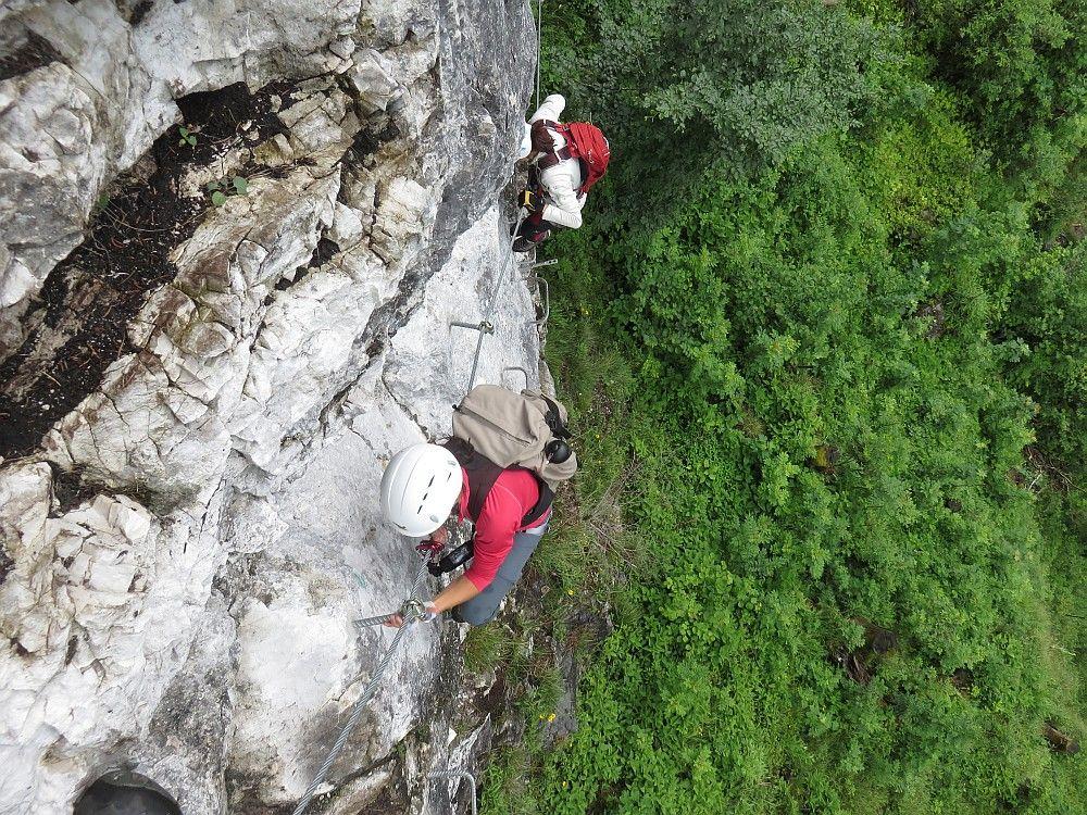 Klettersteig Niederösterreich : Naturfreunde klettersteig garten weichtalhaus