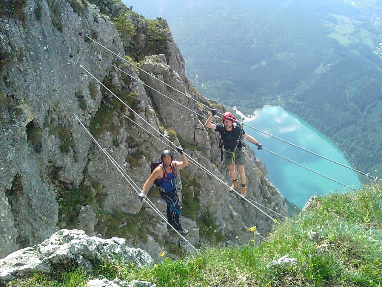 Franz Josef Klettersteig : Vulkanlandbiker gallery kaiser franz joseph klettersteig