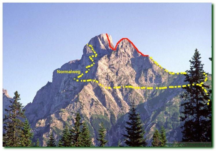 Bergour Admonter Reichenstein 2251m Alpenverein