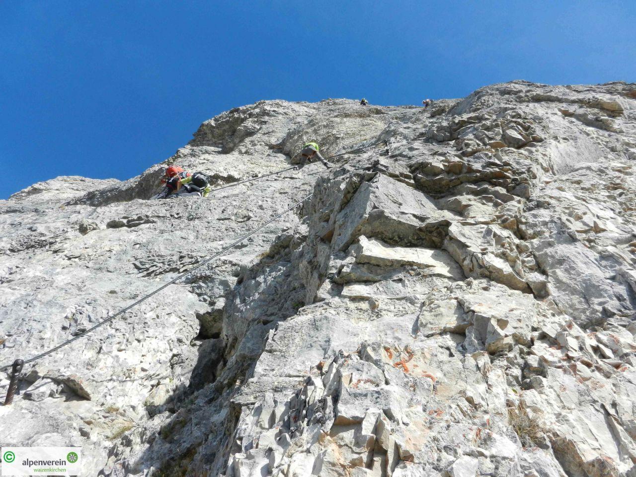 Klettersteig Loser : Klettersteig beschreibung loser panorama