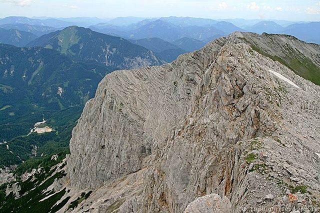 Klettersteig Buchstein : Wanern und klettersteig großer buchstein im gesäuse