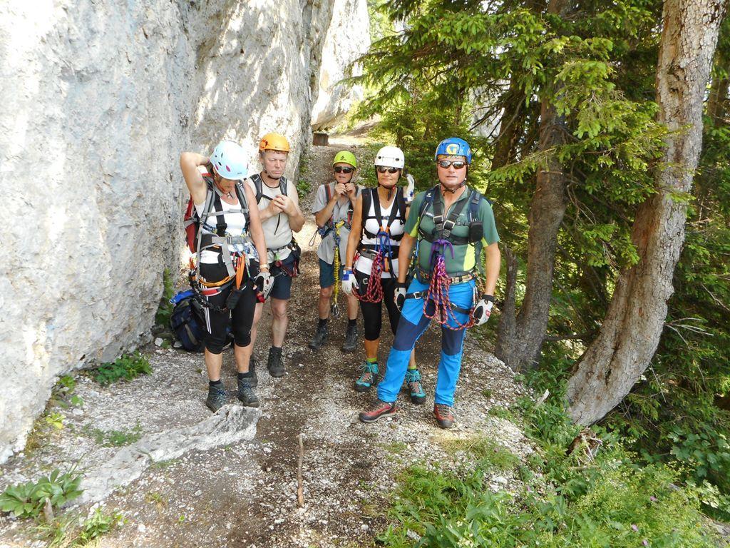 Klettersteig Himmelsleiter : Gipfelsturm dank klettersteig reisezeit