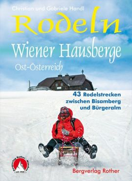 Cover Rother Rodelführer Wiener Hausberge