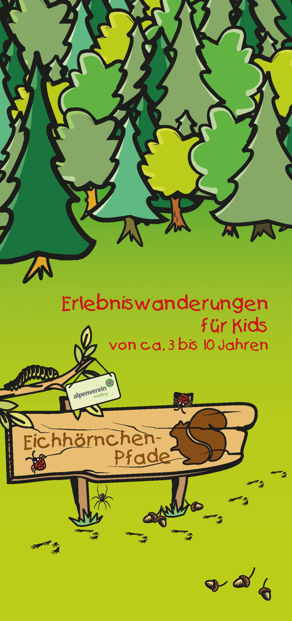 Eichhörnchpfade Folder Cover