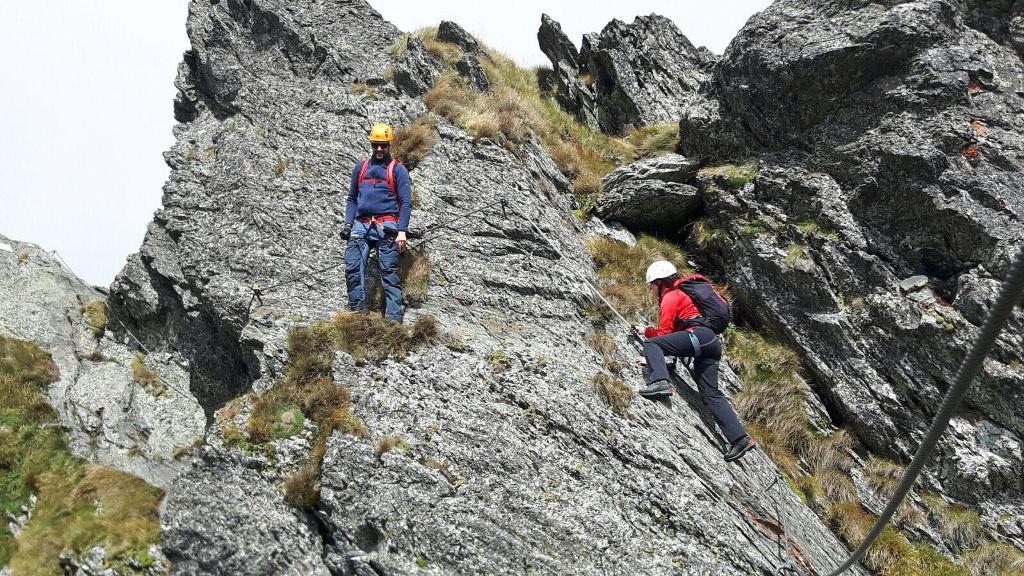 Klettersteig Falkert : Falkert klettersteig alpenverein