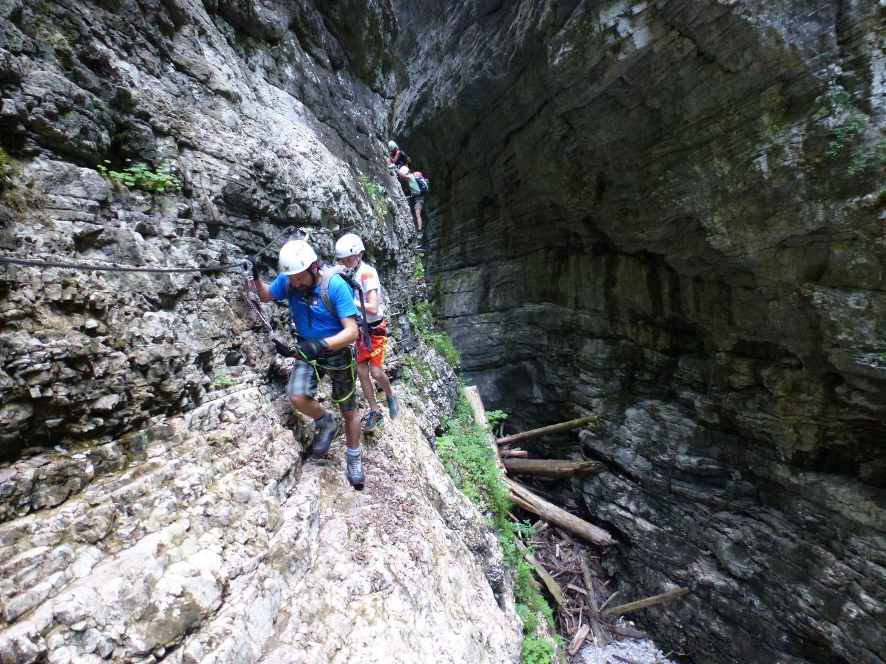 Klettersteig Postalm : Sätze die du auf klettersteigen nicht mehr hören möchtest