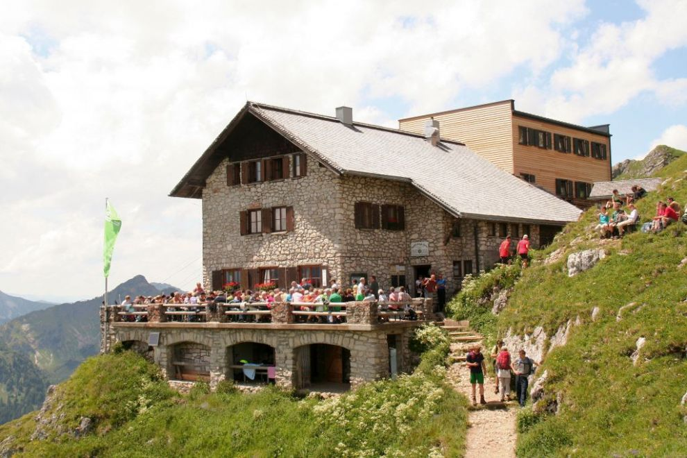 Bad Kisinger Hütte