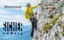 Klettersteigset Wie Einbinden : Sicher am klettersteig