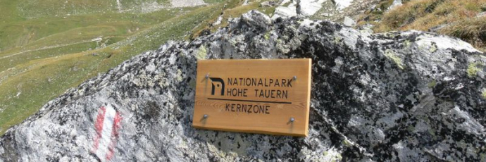 Nationalpark Hohe Tauern.