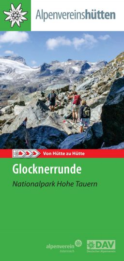 Cover Folder GlocknerRunde