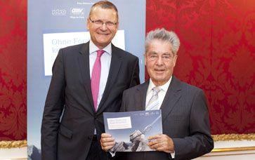 2013-09-19 - Petitionsübergabe an Bundespräsident Dr. Heinz Fischer