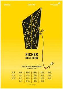 """Die Aktion """"Sicher Klettern"""" des Alpenvereins tourt mit kostenlosen Workshops durch Österreich (Bild: Alpenverein)"""